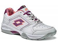 Кроссовки для тенниса женские Lotto T-tour VIII 600 W
