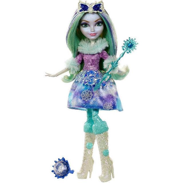 Кукла Кристал Винтер Эпическая зима – Crystal Winter Epic Winter Dolls