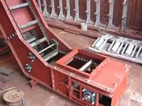 Конвейер скребковый, редлер (цепной транспортер)