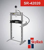Пресс гаражный гидравлический напольный SkyRack SR-42020