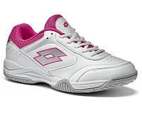 Кроссовки для тенниса женские Lotto Court Logo XII W