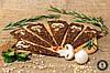 Сыроедческие хлебцы Лесные