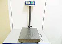 Электронные торговые (товарные) весы с платформой до 300 кг     . f