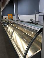 Холодильная витрина Linde Carissa 375см