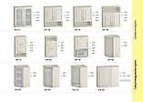 Угловая кухня под заказ изготовление по индивидуалному проекту с контрасными мдф-фасадами, фото 10