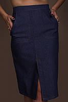Юбка женская джинсовая 11339