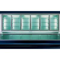 Холодильный шкаф-бонета Linde Vantis 250