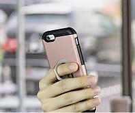 Чехол бампер накладка  G.D.SMITH  для Iphone 6/6S с кольцом , фото 1