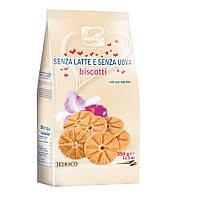 Печенье без молока и яиц Piselli 350г