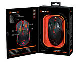 Мишка REAL-EL RM-520 Gaming ігрова з підсвічуванням, фото 2