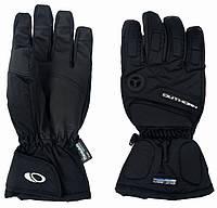 Перчатки лыжные мужские Outhorn rem014 черные - 21769