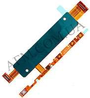 Шлейф (Flat cable) Sony E2303 Xperia M4/  E2312 с кнопкой включения и громкости