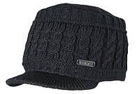 Шапка  Barts mark visor black 485001 - 12811