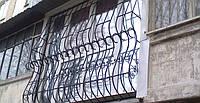 Кованые решетки на балкон заказать в Херсоне