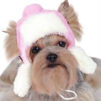 Pet Fashion Шапка Ушанка зимняя