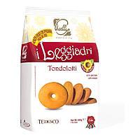 Печенье песочное со сливками без пальмового масла Piselli 300г