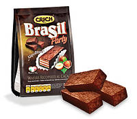 Вафли Бразильские в шоколаде 200г Crich