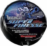 Флюорокарбон Megabass Dragoncall Super Finesse 80м #0.8/0.148мм 3lb