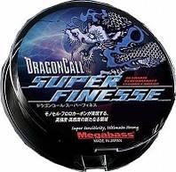 Флюорокарбон Megabass Dragoncall Super Finesse 80м #0.6/0.128мм 2.5lb