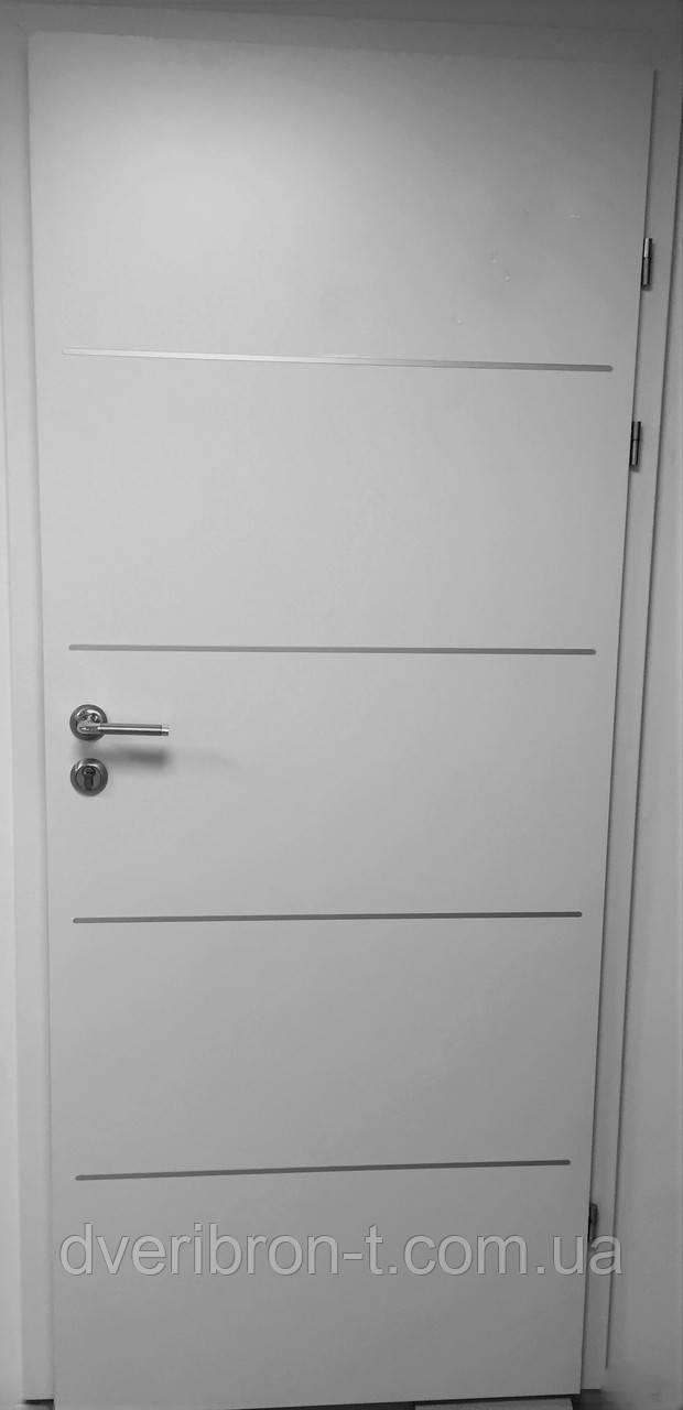 Двери Брама 2.8 белый