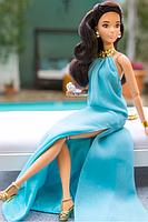 Коллекционная кукла Барби The Barbie Look Pool Chic DVP56, фото 2