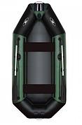 Лодка Aquastar зеленая  В-275