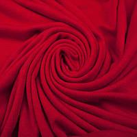 Трикотаж Вискоза плотная Красная