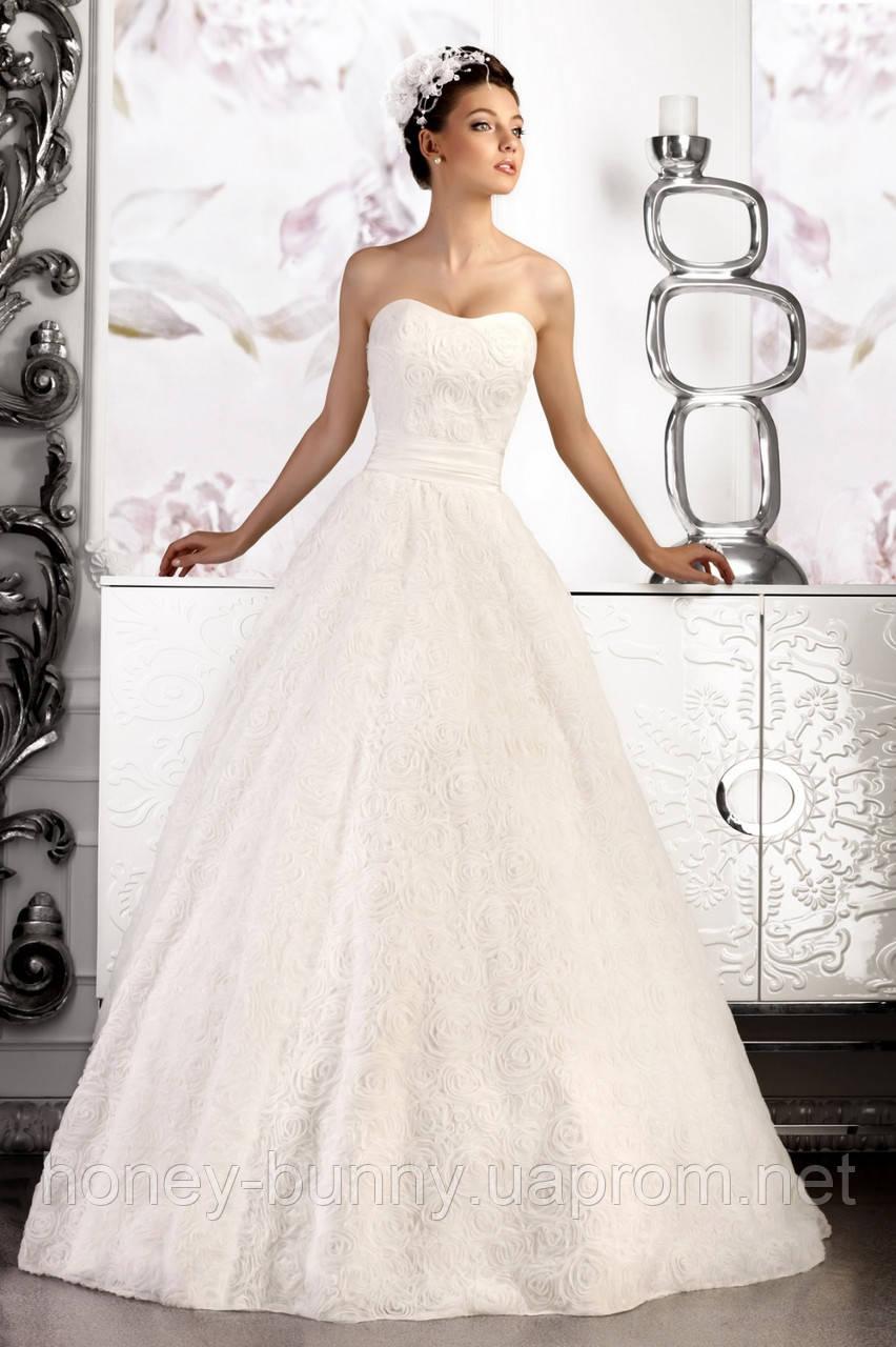 83e8a92202ed5a9 Прокат 2500 грн. Свадебное платье «За миг до поцелуя» (продажа ...