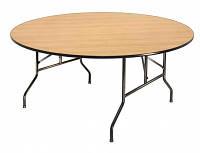 Стол складной круглый для ресторана Д160