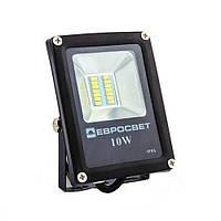 Светодиодный прожектор ES-10-01 6400K 10W 550Lm SMD Евросвет
