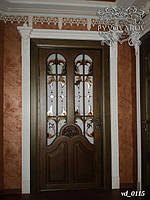 Luxury витражи Тиффани в кабинетные двери