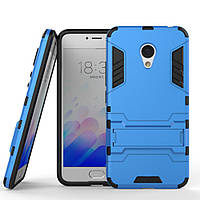 Чехол Meizu M3 / M3S / M3 mini Hybrid Armored Case голубой
