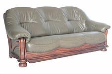 """Комплект кожаной мебели """"Diaz"""" (Диаз). (3р+1), фото 2"""