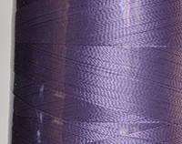 Нитка шелк для машинной вышивки 120D/2(3000ярд)Сирень .