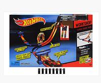 "Трек ""Hot Wheels"" в кор. 50*6,5*31,5 см, 3084"