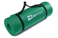 Мат для фитнеса HS-4264 1,5см green, фото 1