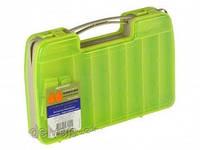 Коробка AQUATECH14- 46 ячеек для рыболовных снастей двусторонняя, рыболовная коробка, товары для рыбалки