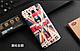 Эксклюзивный силиконовый чехол для Samsung J710 Galaxy J7 2016 с рисунком - Кот в черных очках, фото 4