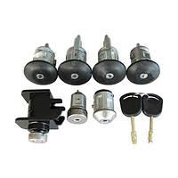 Личинки замков с ключами комплект Форд Транзит 2.2 tdci / 2.4 tdci 2000-2012, 1C1AV22050BA / 4359018, фото 1