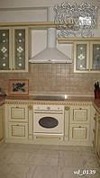 Кухонный комплект витражей Тиффани