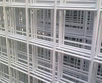 Сетка торговая (решетка) 1.4х1м ячейка 10х10см