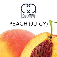 Ароматизатор TPA Peach (juicy) 5 ml (сочный персик)