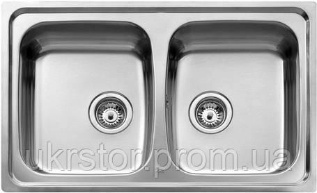 Кухонная мойка TEKA UNIVERSO 2B 79 полированная, фото 2