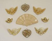 Пуговицы фигурные «Angelic» Buttons Galore, фото 1