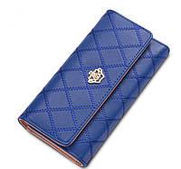 Клатч кошелек Baellerry женский синий HG3ZBlue, фото 1
