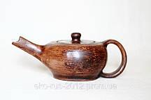 Глиняный чайник.