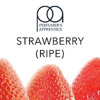 Ароматизатор TPA Strawberry ripe 5 ml (спелая клубника)