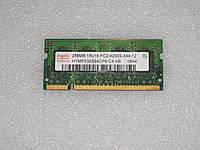Модуль памяти для ноутбука DDR2 256mb 4200 Hynix