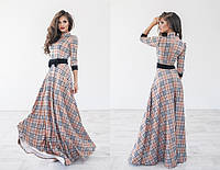 Повседневные длинные платья