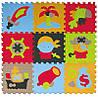 Детский игровой коврик - пазл «Приключения пиратов» GB-M1503 Baby Great